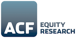 ACF Equity Research | Accuracy | Clarity | Foresight