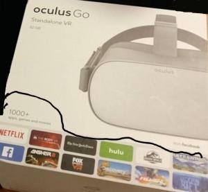 oculus vr device