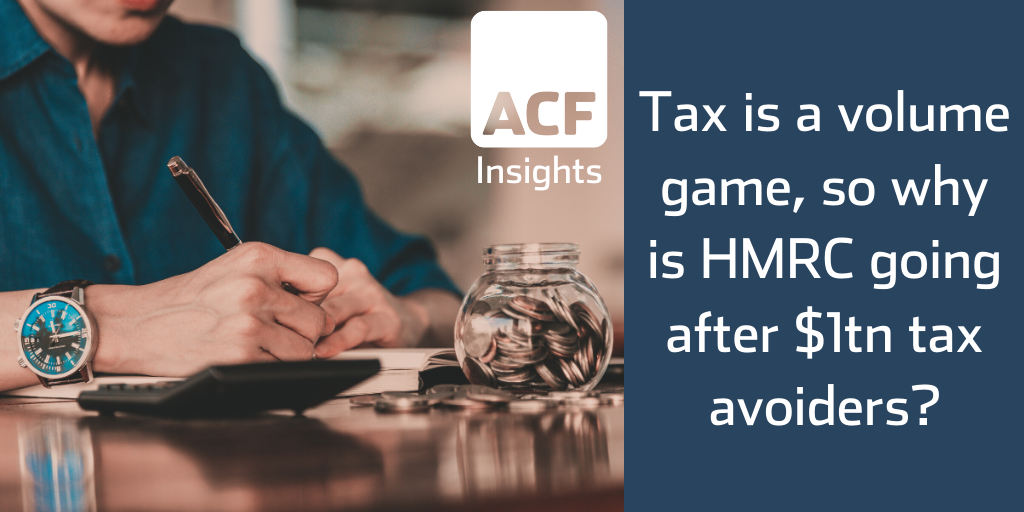 What does HMRC stand to gain from targeting the super-rich tax avoidance schemes?