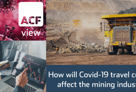 How will Covid-19 travel curfews affect the mining industry?