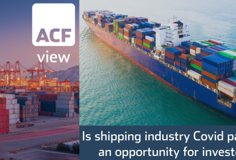 Is shipping industry Covid paralysis an opportunity for investors?