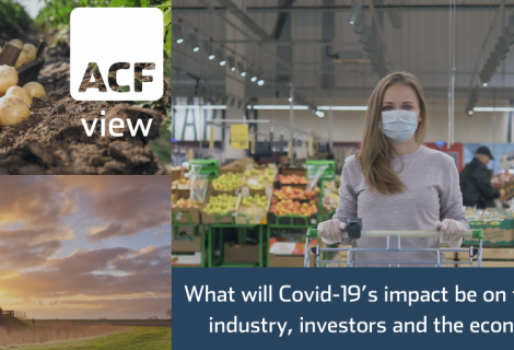 What will Covid-19's impact be on the food industry, investors and the economy?