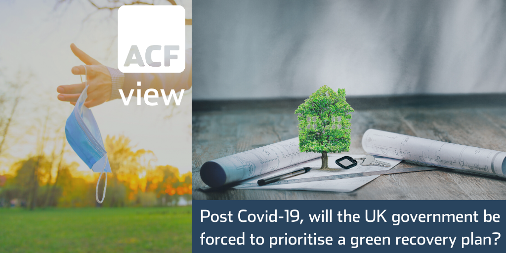 Can the UK make a green Covid 19 recovery?