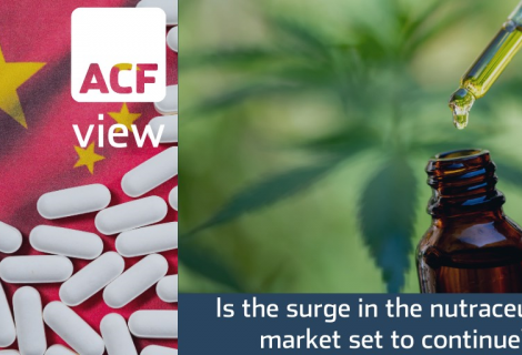 COVID-19 Supply Chain Impact and nutraceuticals including CBD: The Story So Far