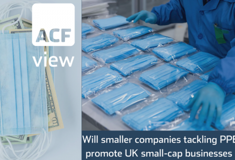 Will government contracts to produce PPE promote UK small-cap businesses globally?