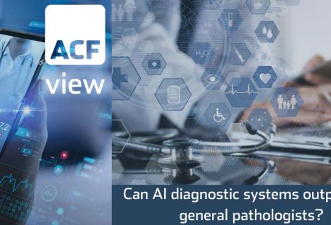 AI beats human diagnostics