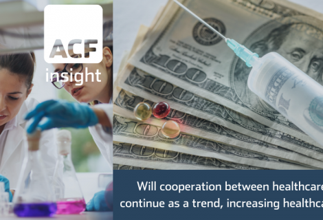 Will cooperation between Healthcare firms continue as a trend, increasing healthcare M&A?