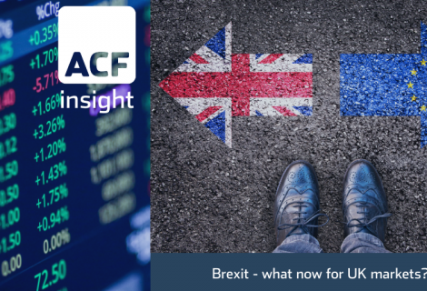 Brexit – what now for EU markets?