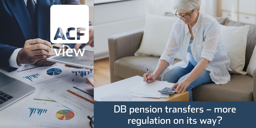 DB pension transfers condemned by FCA