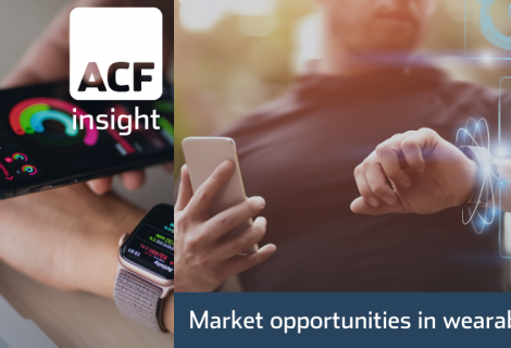 Market opportunities in wearable tech
