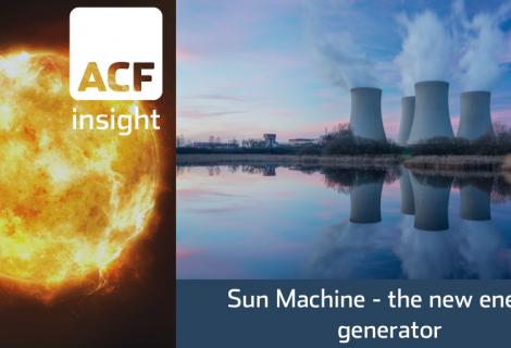 Sun Machine – the new energy generator