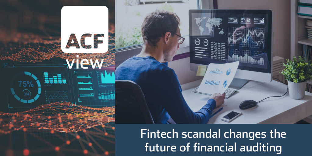 Fintech changes auditing future