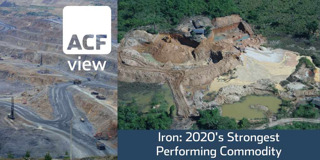Iron: 2020's Strongest Performing Commodity