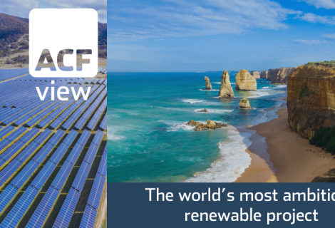 The world's most ambitious renewable project