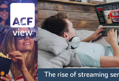 The Rise of Streaming Services