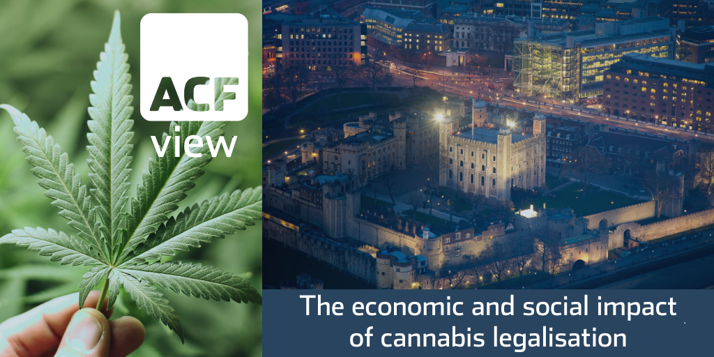 The economic and social impact of cannabis legalisation