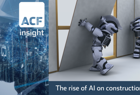 The rise of AI  on construction sites