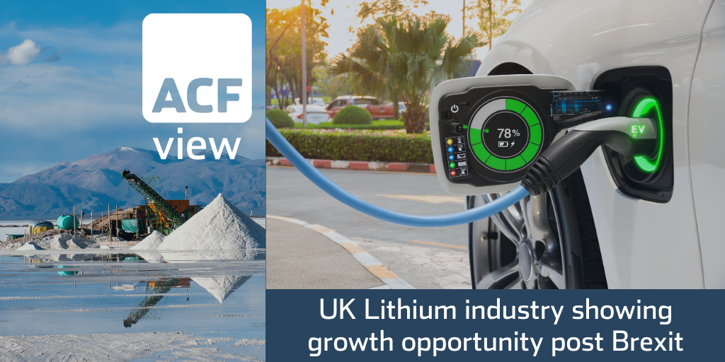 Lithium – Cornwall's mining and UK electric vehicle revolution