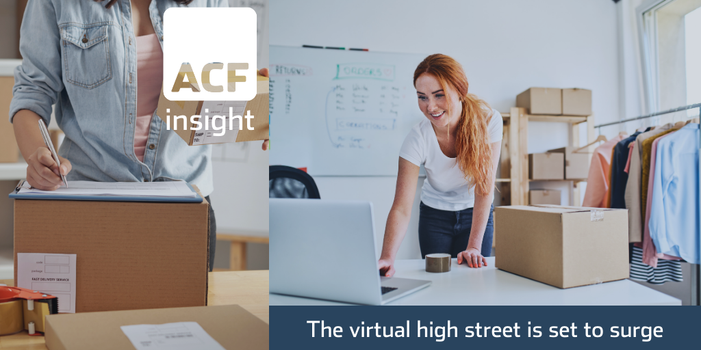Virtual high street is set to surge