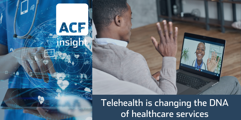 Telehealth – Google and Amwell ignite a revolution