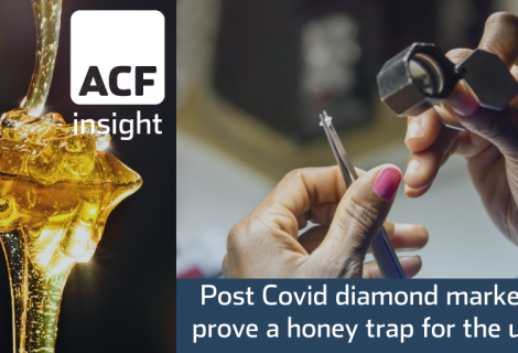 Diamond market honey trap