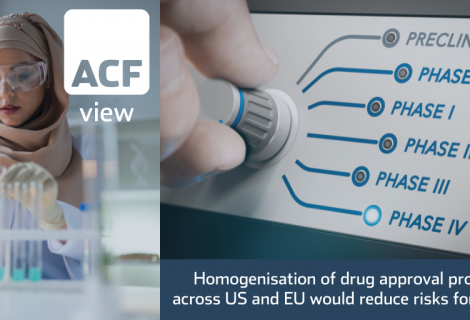 Drug approval in the healthcare markets EU vs. US