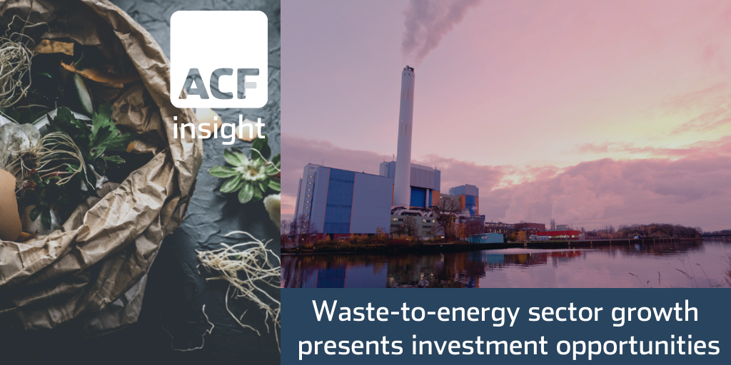 Recycling our waste into energy (WTE)