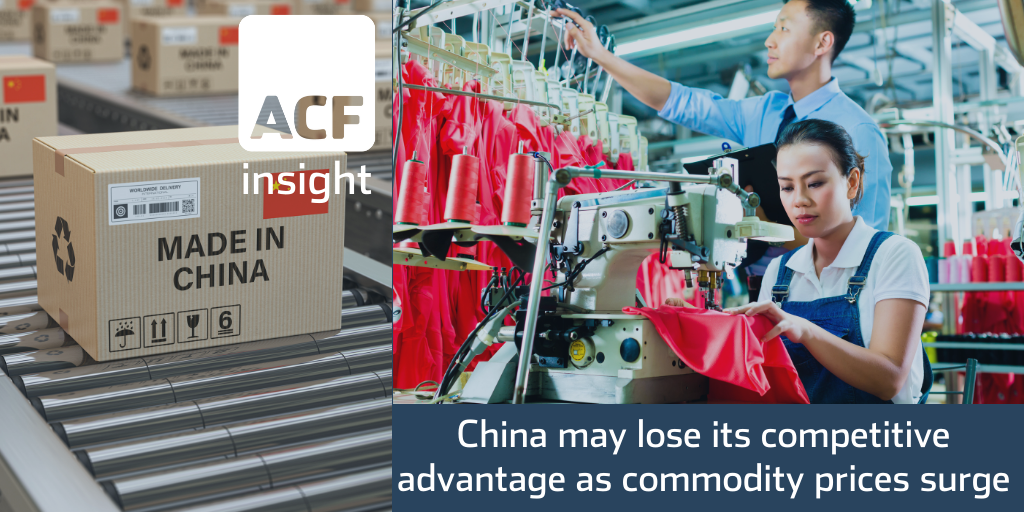 Why China wants to control commodity prices