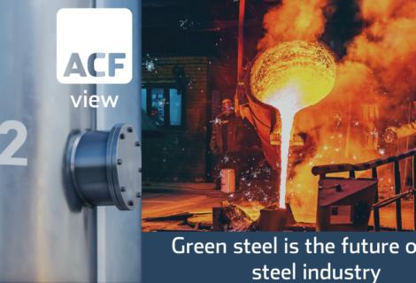 Steel industry stalling green transition