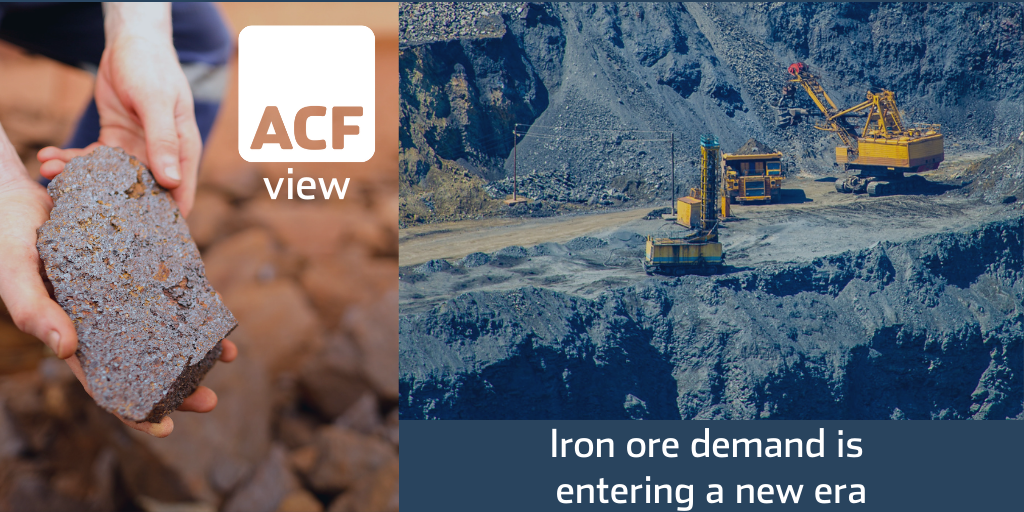Prospects for global iron ore supply growth and prices